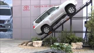 Download Prueba de ascenso Toyota LC Prado 150 Video