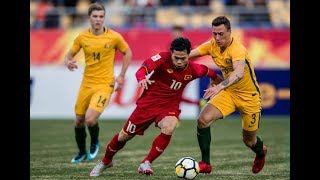 Download Vietnam 1-0 Australia (AFC U23 Championship 2018: Group Stage) Video