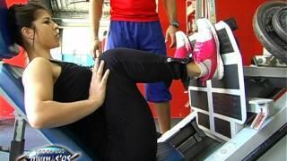 Download Ejercicios para piernas en prensa - Gluteos - Cuadriceps - Isquiotibiales - Prof. Luis Alfaro Video