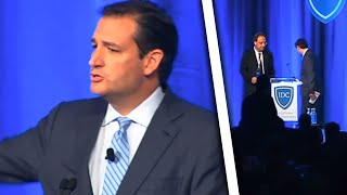 Download Ted Cruz Booed Offstage By Christians Who Had Enough Video