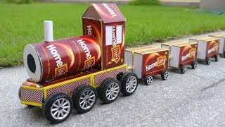 Download How to Make Matchbox Train at Home - DIY Video