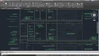 Download Autocad Starter Course 2015 - Tutorial for beginners - First learn lesson 01 HD Video