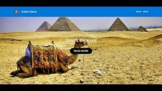 Download Tour Guide Website Video