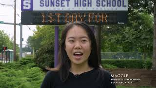 Download Oregon students talk about how safe they feel in school Video