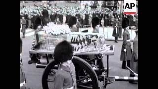 Download QUEEN MARY'S FUNERAL Video