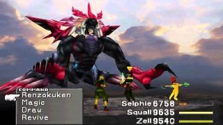 Download Final Fantasy 8 [HD] FINAL BOSS: Ultimecia Video
