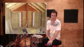 Download Building A Recording Studio - Icanplaydrums Video