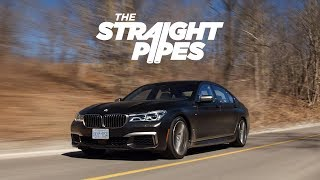 Download 2018 BMW M760Li Review - 600 Horsepower Business Machine Video