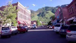Download ASPEN COLORADO TOUR THE TOWN FROM MY BIKE Video