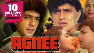Download Agnee (1988) Full Hindi Movie | Mithun Chakraborty, Chunky Pandey, Amrita Singh, Mandakini Video
