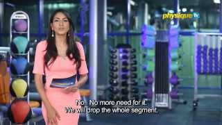 Download TV Presenter fights with an angry crew member on Physique TV!! MUST SEE!! Video