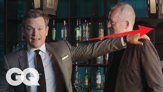 Download Matt Damon Tells You How to Win a Bar Fight | GQ Video