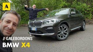 Download BMW X4 | Tecnologica, molto... ma... Video