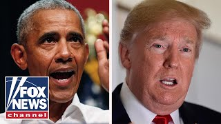 Download Obama bashes Trump, takes credit for good economy Video