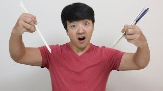 Download Chopsticks: Chinese VS. Japanese VS. Korean Video