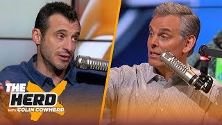 Download Harden's right, Giannis doesn't have a lot of skill, talks Burrow & Tua draft — Gottlieb | THE HERD Video