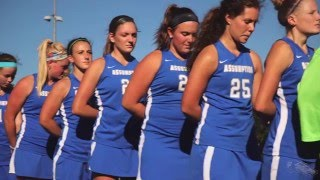 Download An Inside Look at the Assumption College Field Hockey Program! Video