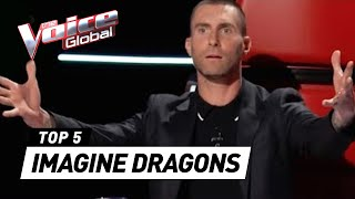 Download IMAGINE DRAGONS in The Voice | The Voice Global Video