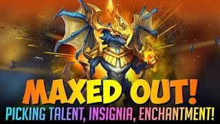 Download Zephyrica Maxed Out Augmenting Traits Enchantment BEAST Castle Clash Video