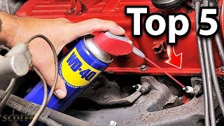 Download Top 5 Uses of WD40 in Your Car (Life Hacks) | Scotty Kilmer Video