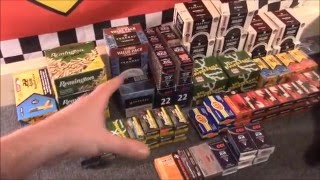 Download 2016 .22 Long Rifle Ammo - Back on shelves, prices normalizing! Video