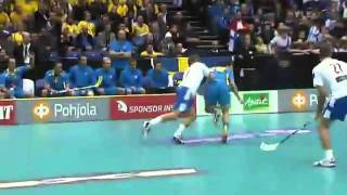 Download MM salibandy Floorball 2010 Finaali Suomi vs Ruotsi Finland vs Sweden All Goals/Maalikooste Video