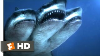 Download 3 Headed Shark Attack (4/10) Movie CLIP - Dying to Be a Distraction (2015) HD Video