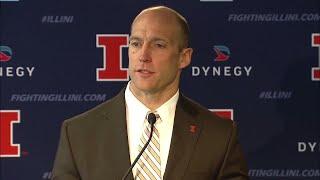 Download Josh Whitman Press Conference 11/20/17 Video