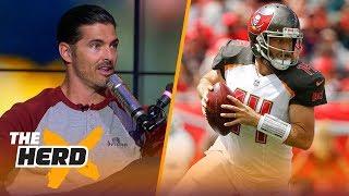 Download David Carr talks Fitzmagic, Patrick Mahomes, Week 2 QB play | NFL | THE HERD Video