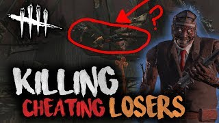Download KILLING CHEATING LOSERS & The New Doctor! - Dead by Daylight with HybridPanda Video