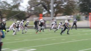 Download Outlaws Myzel Miller on the run for a td! Video