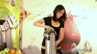 Download SodaStream - Utilisation du Fizz Contrôle Chip Video