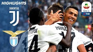 Download Juventus 2-0 Lazio | Ronaldo Assist in Juventus Win | Serie A Video