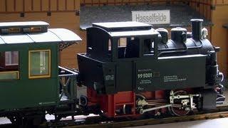 Download LGB Harzbahn Brockenbahn Selketalbahn Modelleisenbahn Video