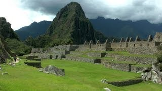 Download Machu Picchu and Huayna Picchu, Peru in HD Video