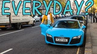Download Can You Drive the Audi R8 Everyday? Video