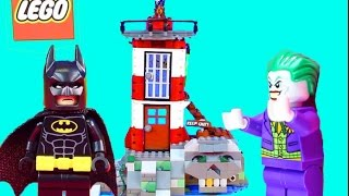 Download Lego Batman Movie Shows Off Batmobile Collection Joker Steals Golden Gotham City Bank Key Video