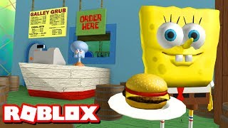 Download ESCAPE THE KRUSTY KRAB OBBY!!   Roblox Adventures Video