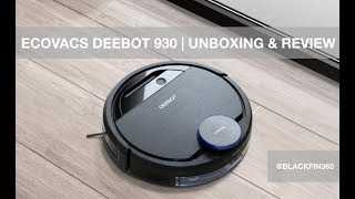 Download Ecovacs Deebot Ozmo 930 Robotic Vacuum Unboxing & Review Video