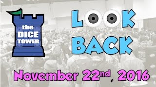 Download Dice Tower Reviews: Look Back - November 22, 2016 Video
