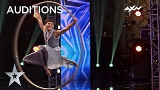 Download MESMERISING Acrobatic Performance Impresses EVERYONE | Asia's Got Talent 2019 on AXN Asia Video