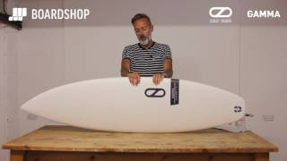 Download Slater Designs Gamma Surfboard Review Video