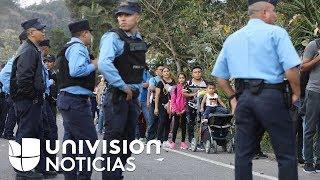 Download Guatemala extrema la seguridad en frontera con Honduras ante llegada de integrantes de la caravana Video