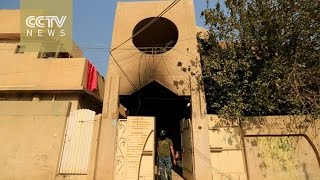 Download Abandoned secret prison found near Mosul, revealing ISIL crimes Video