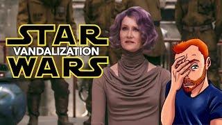 Download The Vandalization of Star Wars Video
