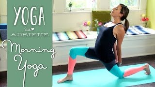 Download Morning Yoga - Energizing Morning Sequence Video