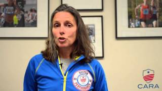 Download Coach Jenny Spangler Discusses The Importance of Tapering Before Running the Boston Marathon Video