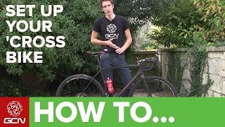 Download How To Set Up Your Cyclo-Cross Bike Video