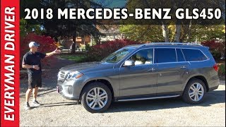 Download Watch This: 2018 Mercedes-Benz GLS450 3-Row Luxury SUV Review on Everyman Driver Video