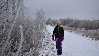 Download Walk @ Ilmatsalu, Tartu County + Frozen Lake Drift. Video
